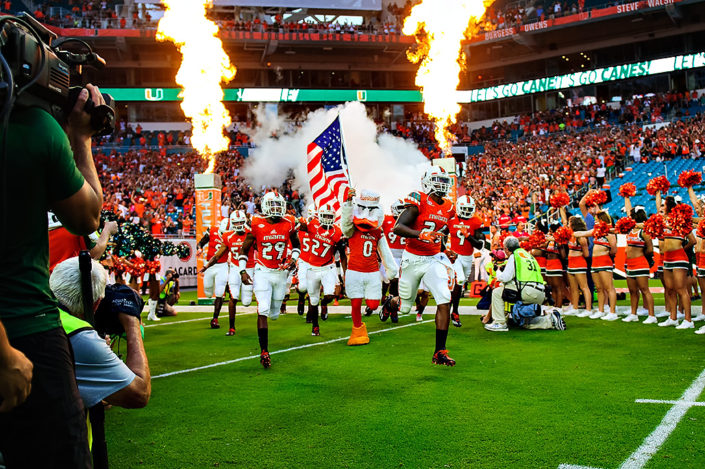 Miami Hurricanes Open the 2016 Season With a Bang