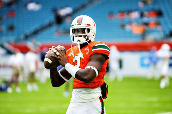Stacy Coley during warmups