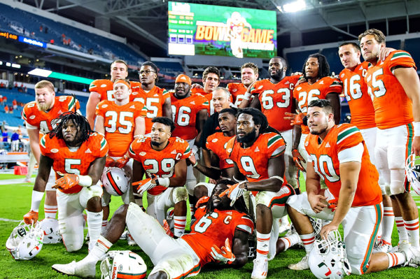 Miami Hurricanes Beat the Duke Blue Devils