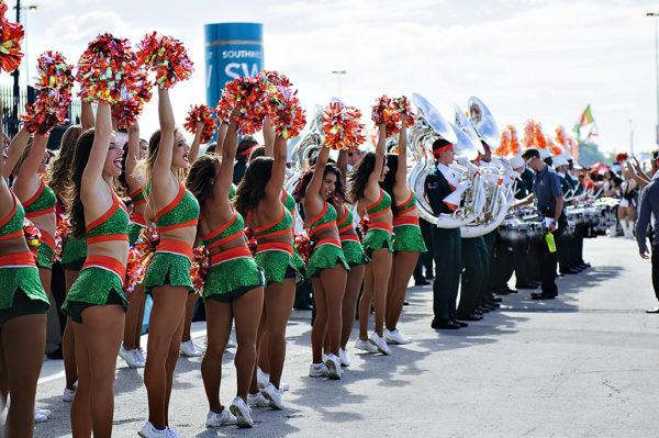 Miami Hurricanettes