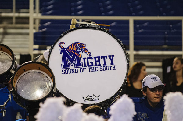 Memphis marching band, Mighty Sound of the South