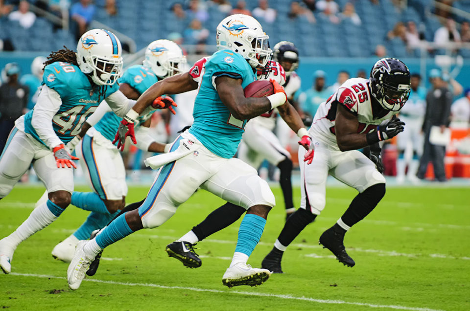NFL Preseason – Miami Dolphins vs Atlanta Falcons