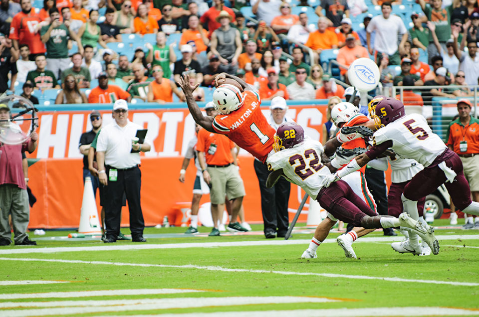 Miami Hurricanes Beat Bethune-Cookman
