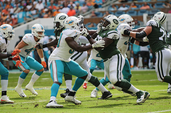 battle in the trenches