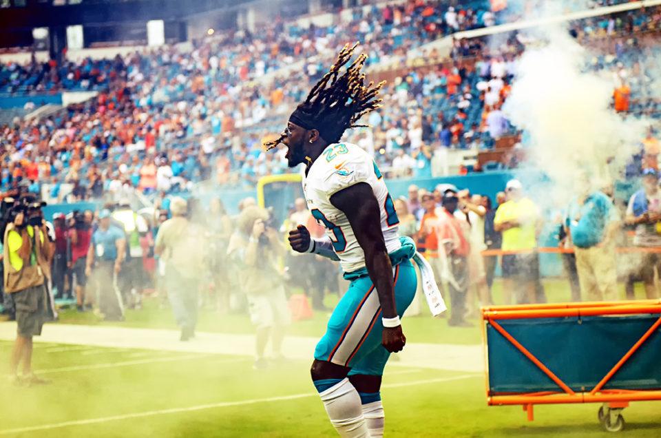 Miami Dolphins vs New York Jets – NFL Game Photos
