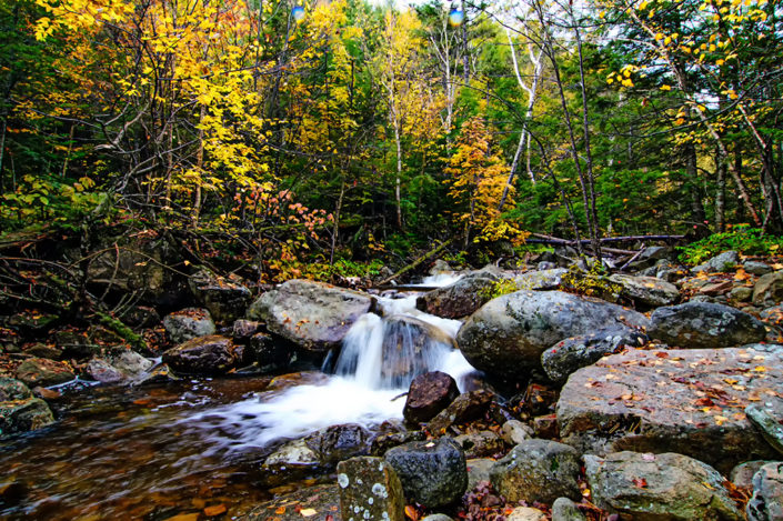 bemis trail waterfall