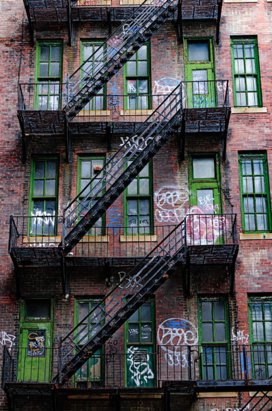 fire escape boston