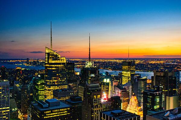 New York City Sunset
