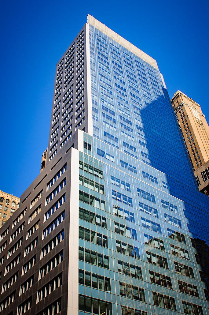 NYC Skyscraper
