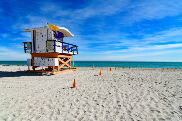 17th street lifeguard station, Miami Beach