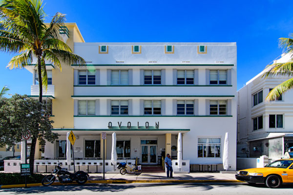 Avalon Hotel, Miami Beach