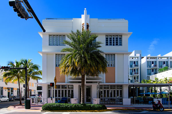 Collins Avenue hotels, Miami Beach