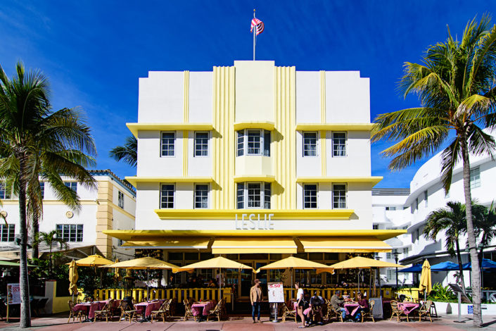 Leslie Hotel, Miami Beach