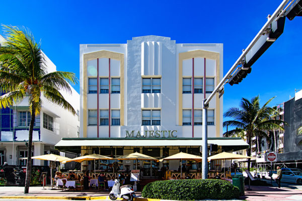 Majestic Hotel, Miami Beach