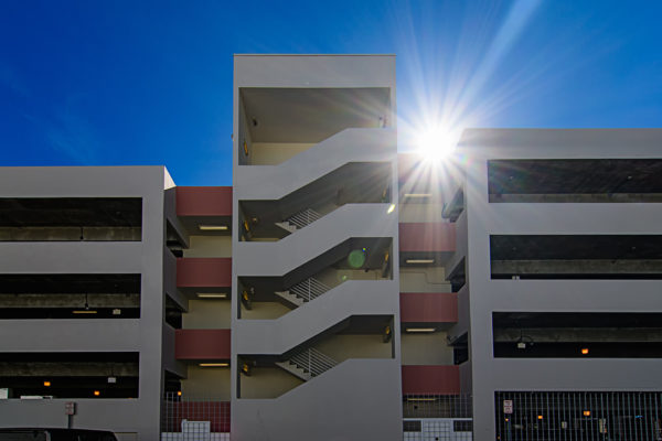Miami Beach parking garage