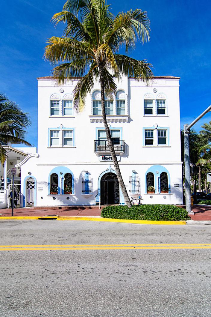Ocean Drive hotel