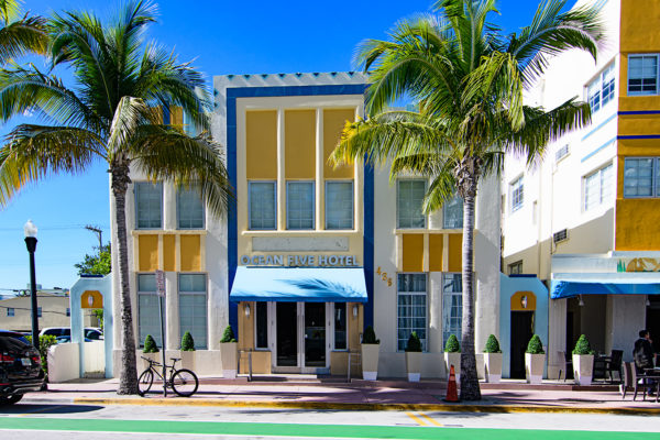 Ocean Five Hotel, Miami Beach