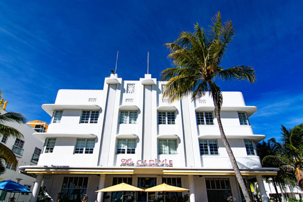 The Carlyle Hotel, Miami Beach